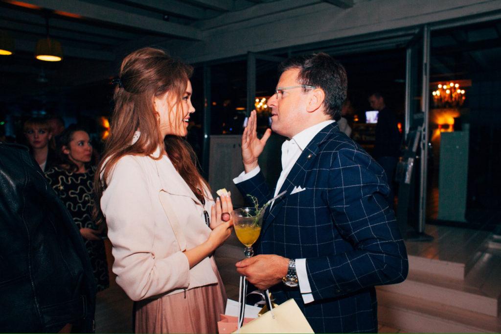 Анастасия Медведева и Константин Андрикопулос