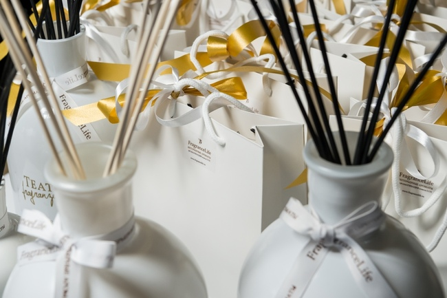 Партнеры мероприятия- FragranceLife (интерьерные ароматы)