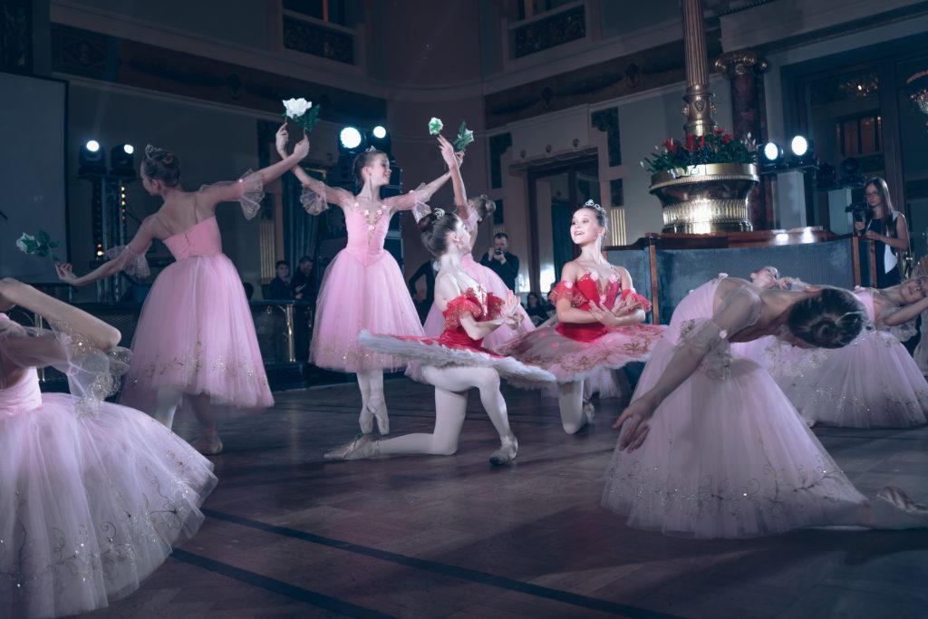Вальс Школы балета «Армида» при Большом театре